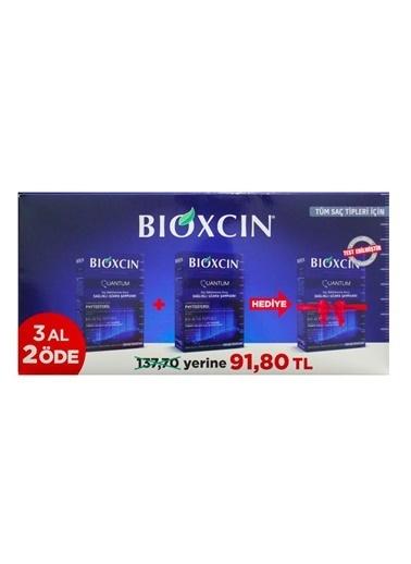 Bioxcin Bioxcin Quantum Phytosterol Sağlıklı Uzama Şampuan 3x300ml Set Renksiz